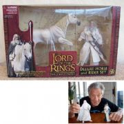 GANDALF & SHADOWFAX FIGURES